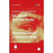 Doctorul Jekyll si domnul Hyde. Editie bilingva, Audiobook inclus - Robert Louis Stevenson
