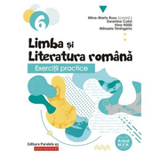 Exercitii practice de limba si literatura romana. Caiet de lucru. Clasa a VI-a - Geanina Cotoi