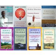 Seria completa Robin Sharma - Set 8 Volume