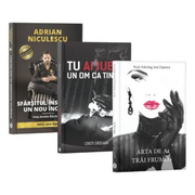 Pachet Inspirational - Ani Casarica, Cristi Grosaru, Adrian Niculescu