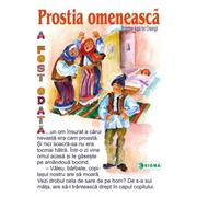 Prostia omeneasca (Carte uriasa) - Adaptare dupa Ion Creanga