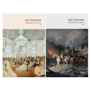 Set Razboi si pace, 2 volume - Lev Tolstoi