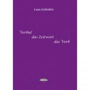 Verbul, das Zeitwort, das Verb - Casia Zaharia
