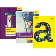 Pachet complet Limba si literatura romana clasa a 5-a: manual, caiet si cartea de gramatica, autor Florentina Samihaian, Sofia Dobra
