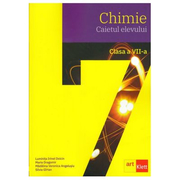 CHIMIE clasa a 7-a. Caietul elevului - Luminita Irinel Doicin