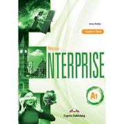 Curs limba engleza New Enterprise A1 Manualul profesorului - Jenny Dooley