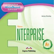 Curs limba Engleza New Enterprise A1 Soft pentru tabla interactiva - Jenny Dooley