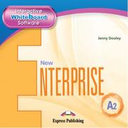 Curs limba engleza New Enterprise A2 Soft pentru tabla interactiva - Jenny Dooley