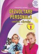 Dezvoltare personala, caietul elevului clasa I. Editia a II-a - Constanta Cuciinic