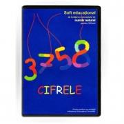 Cifrele. Soft educational de invatare a conceptului de numar natural (5-9 ani)