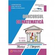 Concursul de matematica Florica T. Campan clasele V - VIII - Editia a XIX-a - Ionel Nechifor