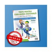 Teste de limba romana si matematica pentru Evaluarea Nationala de clasa a 4-a