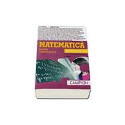 Exercitii recapitulative si teste la matematica M2 pentru Bacalaureat 2015 (coperta mov)