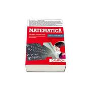 Exercitii recapitulative si teste la matematica M1 pentru Bacalaureat 2015 (coperta rosie)