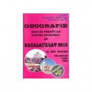 Geografie - Bacalaureat 2013 (Ghid de pregarire). Popa Catalin
