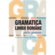 Gramatica limbii romane pentru gimnaziu - Gabriela Pana Dindelegan