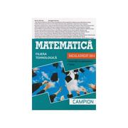 Matematica bacalaureat 2014-Filiera tehnologica - Exercitii recapitulative, Teste (Coperta verde)