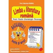 Limba si literatura romana pentru bacalaureat scris si oral
