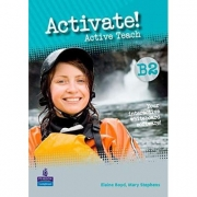 Activate! B2 Teachers Active Teach - Elaine Boyd