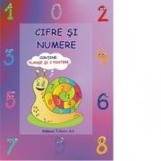 Cifre si numere (contine planse si 2 postere) - Ion Dosa