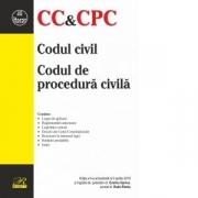 Codul civil. Codul de procedura civila. Editia a 6-a actualizata la 9 aprilie 2019 - Evelina Oprina, Radu Rizoiu