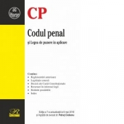Codul penal si legea de punere in aplicare. Editia a 7-a actualizata la 6 mai 2018 - Petrut Ciobanu