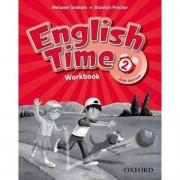 English Time 2 Workbook - Melanie Graham