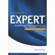Expert Advanced 3rd Edition Student's Resource Book without Key - Jan Bell