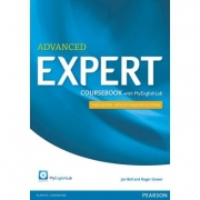 Expert Advanced Coursebook with MyLab Pack