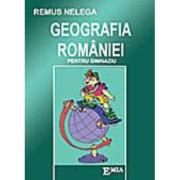 Geografia Romaniei pentru gimnaziu - Remus Nelega