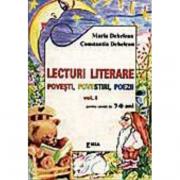 Lecturi literare. Povesti, povestiri, poezii - Constantin Dehelean