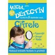 Micul detectiv rezolva in 5 saptamani cazul - Cifrele
