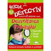 Micul detectiv rezolva in 5 saptamani cazul - Dezvoltarea limbajului