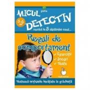 Micul detectiv rezolva in 5 saptamani cazul - Reguli de comportament