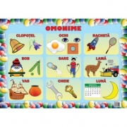 Omonime - Set 3 planse