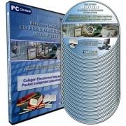 Pachet culegeri electronice interactive UnivTest, nivel preuniversitar. 17 CD-uri