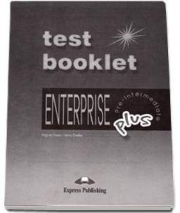 Enterprise Plus Pre-Intermediate. TEST BOOKLET