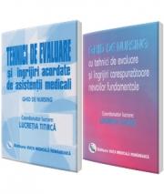 Pachet nursing: Ghid de nursing- (vol I) si Tehnici de evaluare (vol II)
