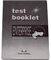 Enterprise Plus Pre-Intermediate. TEST BOOKLET