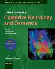 Oxford Textbook of Cognitive Neurology and Dementia - Masud Husain, Jonathan M. Schott