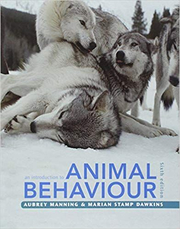 An Introduction to Animal Behaviour - Aubrey Manning, Marian Stamp Dawkins