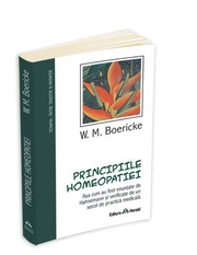 Principiile Homeopatiei - William Boericke
