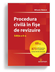 Procedura civila in fise de revizuire. Editia a II-a - Mihaela Tabarca