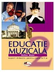 Educatie muzicala. Suport didactic pentru clasa a II-a ( Sofica Matei )