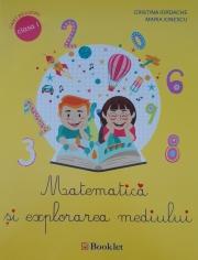 Matematică și explorarea mediului pentru clasa I