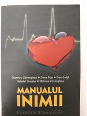 Manualul inimii - Dumitru Zdrenghea, Dana Pop, Dan Gaita, Gabriel Gusetu, MIhnea Zdrenghea