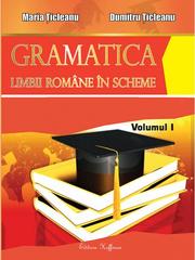 Gramatica limbii romane in scheme, volumul I - PARTEA DE TEORIE ( Maria Ticleanu ) Ed. a X-a