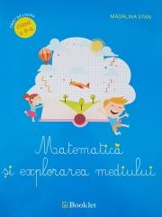Matematică și explorarea mediului – caiet de lucru pentru clasa a II-a