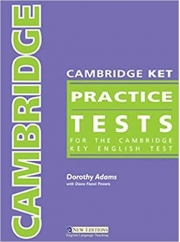 Cambridge Practice Tests KET Students Book with Audio CD & Answer Key