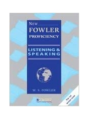 New Fowler Proficiency Listening and Speaking Student's book